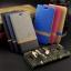 เคส Asus Zenfone3 Max 5.2 นิ้ว รุ่น Leather Silk Pattern Protective Case thumbnail 1