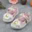 รองเท้าคัชชูผ้าดอกไม้หวานๆ น่ารัก (เท้ายาว 13-16.5 ซม.) thumbnail 4