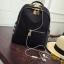 [ พร้อมส่ง HI-End ] - กระเป๋าเป้แฟชั่น สไตล์เกาหลี สีดำคลาสสิค ปักหมุดข้างสุดเก๋ ดีไซน์สวยเท่ๆ งานผ้าร่มไนลอนอย่างดี น้ำหนักเบา น่าใช้มากๆค่ะ thumbnail 19