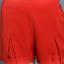 SET 2 ชิ้น เสื้อผ้าไซส์ใหญ่แขนสั้นผ้าชีฟองสีขาวพิมพ์ลายการ์ตูนน่ารักๆ + กางเกงขาสั้นสีแดงจับจีบด้านหน้า thumbnail 6