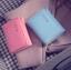 [ พร้อมส่ง ] - กระเป๋าสตางค์แฟชั่น สไตล์เกาหลี ใบเล็ก หนังนิ่มน้ำหนักเบา พกพาสะดวก แบบ 3 พับ กระดุมปิด thumbnail 13