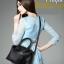 [ Pre-Order ] - กระเป๋าแฟชั่น สไตล์เกาหลี สีดำคลาสสิค ทรงหมอนใบกลางๆ ดีไซน์แบรนด์ดังแบบยุโรป แบบสวยเรียบหรู สาวๆห้ามพลาด thumbnail 5