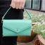 [ Pre-Order ] - กระเป๋าสตางค์แฟชั่น สไตล์เกาหลี สีเขียวมิ้นต์ ใบใหญ่(รุ่นใหม่หนังสวย) แต่งมงกุฎ งานหนังอัดลายสวยน่ารัก น่าใช้มากๆค่ะ thumbnail 5