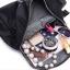 [ พร้อมส่ง Hi-End ] - กระเป๋าเป้แฟชั่น สไตล์เกาหลี สีดำคลาสสิค ปักลายหอไอเฟลสุดชิค น้ำหนักเบา พกพาง่าย ดีไซน์สวยเก๋ ไม่ซ้ำใคร เหมาะกับสาว ๆ ที่เน้นความคล่องตัว thumbnail 33