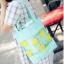 [ พร้อมส่ง ] - กระเป๋าแฟชั่น นำเข้าสไตล์เกาหลี ถือ&สะพายไหล่ ดีไซน์น่ารักเก๋ๆ สีสันสดใส น้ำหนักเบา ช่องใส่ของเยอะ เหมาะกับทุกโอกาส thumbnail 36