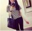 [ ลดราคา ] - กระเป๋าแฟชั่น สีม่วงสุดฮิต สไตล์แบรนด์ดัง โดดเด่นไปกับดีไซน์สวย ๆ ที่สาวๆ ไม่ควรพลาด thumbnail 7