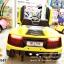 รถเก๋งแลมโบกินี่ปีกนกสีเหลือง thumbnail 5