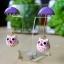 Rainy white owl thumbnail 2