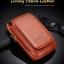 "Floveme กระเป๋าคาดเอวหนังแท้ สำหรับ iPhone Samsung มือถือทุกรุ่นขนาดไม่เกิน 5.5"" thumbnail 4"