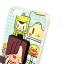 "TPU เคสครอบหลัง ลายการ์ตูน For iPhone6 4.7"" thumbnail 8"