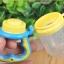ซิลิโคนใส่ผลไม้ จุกดูดผลไม้กินเอง Nana Baby สำหรับเด็กวัย 6-18 เดือน thumbnail 4