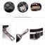 [ ลดราคา ] - กระเป๋าแฟชั่น ถือ&สะพาย สไตล์เกาหลี สีดำคลาสสิคเย็บตาราง สายหนัง ขนาดกระทัดรัด ดีไซน์สวยเรียบหรู เท่ๆดูดี เหมาะทุกโอกาสการใช้งาน thumbnail 8
