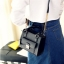 [ ลดราคา ] - กระเป๋าแฟชั่น สะพายไหล่ สีดำคลาสสิค ไซส์ MINI กระทัดรัด ดีไซน์สวยเรียบหรู งานหนังคุณภาพ เหมาะสำหรับสาวๆ thumbnail 3