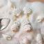 ต่างหูดินปั้น Pupa gang: Seashell thumbnail 1