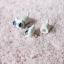 ต่างหูแมวขาว Baby white cat thumbnail 6