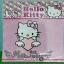 สติ๊กเกอร์คิตตี้ สุญญากาศ kitty angel thumbnail 1