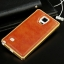 Luxury Leather Metal Aluminum Bumper Frame For Samsung Galaxy NOTE 3 thumbnail 8