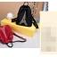 [ พร้อมส่ง Hi-End ] - กระเป๋าเป้แฟชั่น สไตล์เกาหลี สีดำคลาสสิค ปักลายหอไอเฟลสุดชิค น้ำหนักเบา พกพาง่าย ดีไซน์สวยเก๋ ไม่ซ้ำใคร เหมาะกับสาว ๆ ที่เน้นความคล่องตัว thumbnail 6