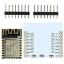 ESP8266 ESP-12F WiFi Module + Adapter Plate thumbnail 1