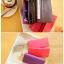 [ พร้อมส่ง ] - กระเป๋าสตางค์แฟชั่น สไตล์เกาหลี สีน้ำตาลเข้ม ใบยาว แต่งกระรอกน้อย งานสวยน่ารัก น่าใช้มากๆค่ะ thumbnail 13