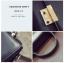 [ Pre-Order ] - กระเป๋าแฟชั่น ถือ/สะพาย สีดำ ทรงสี่เหลี่ยม ใบเล็กกระทัดรัด ดีไซน์สวยเรียบหรู ดูดี งานหนังคุณภาพ คุ้มค่าการใข้งาน thumbnail 15