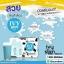 IVY Slim Milk ไอวี่ สลิม มิลล์ น้ำสีฟ้า (นมผอม) ราคาปลีก 135 บาท ราคาส่ง 80 บาท thumbnail 3