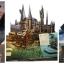 Harry Potter: A Pop-Up Book: Based on the Film Phenomenon [Hardcover] thumbnail 2
