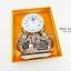 ของที่ระลึก นาฬิกาพรีเมี่ยม ลวดลายช้าง นาฬิกาหน้าปัดใหญ่ ปั้มลายเนื้อนูน สินค้าบรรจุในกล่องมาให้เรียบร้อย สินค้าพร้อมส่ง thumbnail 6