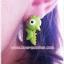 ต่างหูดินปั้น มังกรเขียวกัดหู Cutie Green Dragon thumbnail 4