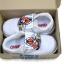 รองเท้าพละเด็กอนุบาลชาย สีขาว โฟร์เซ แบรนด์ Chappy thumbnail 3