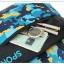 ลดราคา***[ พร้อมส่ง ] - กระเป๋าเป้แฟชั่น สไตล์ยุโรป พิมพ์ลายพราง โทนสีฟ้า สุดเท่ ใบใหญ่ ดีไซน์เก๋ๆ ใช้ได้ทั้งหนุ่มๆสาวๆ ที่ชอบงานมีสไตล์เป็นของตัวเอง thumbnail 15