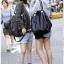 [ ลดราคา ] - กระเป๋าแฟชั่น นำเข้าสไตล์เกาหลี สีดำ ดีไซน์เก๋ไม่ซ้ำแบบใคร สาวๆชอบกระเป๋าสะพายเท่ๆ ห้ามพลาดใบนี้ thumbnail 2
