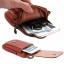 "Floveme กระเป๋าคาดเอวหนังแท้ สำหรับ iPhone Samsung มือถือทุกรุ่นขนาดไม่เกิน 5.5"" thumbnail 15"
