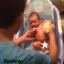 ฟองน้ำธรรมชาติแท้ 100% สำหรับอาบน้ำเด็กทารก thumbnail 5