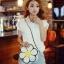 [ Pre-Order ] - กระเป๋าแฟชั่น กระเป๋าสะพาย นำเข้าสไตล์เกาหลี ทรงรูปดอกไม้สีขาว ดีไซน์สวยเก๋น่ารัก โดดเด่นแปลกสวยไม่เหมือนใคร สาวๆชอบงานโดดเด่น ห้ามพลาด thumbnail 9