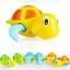 ของเล่นลอยน้ำ เต่าน้อยว่ายน้ำ ไขลาน Nana Baby thumbnail 4