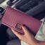 [ พร้อมส่ง ] - กระเป๋าสตางค์แฟชั่น ใบยาว หนังอัดลายเลียนแบบหนังสัตว์ ดีไซน์สวยเรียบหรู ใช้งานสะดวกพกพาง่าย น่าใช้มากๆค่ะ thumbnail 9