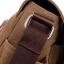 [ พร้อมส่ง ] - กระเป๋าแฟชั่น ผู้ชาย ผู้หญิงใช้ได้ สะพายข้าง สีดำ ใบกลางๆ ช่องใส่ของเยอะ Canvas+Nylon คุณภาพ ตัดเย็บอย่างดี thumbnail 15