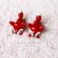 ต่างหูดินปั้น Baby red fox thumbnail 1
