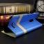เคส Asus Zenfone3 Max 5.2 นิ้ว รุ่น Leather Silk Pattern Protective Case thumbnail 21