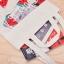 [ พร้อมส่ง ] - กระเป๋าแฟชั่น นำเข้าสไตล์เกาหลี ถือ&สะพายไหล่ ดีไซน์น่ารักเก๋ๆ สีสันสดใส น้ำหนักเบา ช่องใส่ของเยอะ เหมาะกับทุกโอกาส thumbnail 48