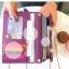 [ พร้อมส่ง ] - กระเป๋าสตางค์แฟชั่น สไตล์เกาหลี สีม่วงสุดชิค ใบยาว แต่งกระรอกน้อย งานสวยน่ารัก น่าใช้มากๆค่ะ thumbnail 10