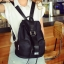 [ ลดราคา ] - กระเป๋าเป้แฟชั่น นำเข้าสไตล์เกาหลี สีน้ำเงินเข้ม ใบกลางสะพายหลัง ดีไซน์สวยเก๋ ผ้าร่มคุณภาพน้ำหนักเบา พกพาสะดวก เท่ๆ thumbnail 20