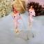 Pink Unicorn ต่างหู ม้ายูนิคอร์น สีชมพู thumbnail 3