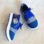 รองเท้าคัชชูผ้า แฟชั่นเด็กชาย สีน้ำเงิน Size 27-32 thumbnail 3