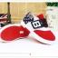 รองเท้าคัชชูกีฬาเด็กเท่ห์ๆ B.boy ดาวธงอเมริกา สีแดงขาวกรม Size 21-32 thumbnail 2