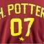 Harry Potter Bathrobe - เสื้อคลุมอาบน้ำ thumbnail 4