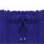 กางเกงไซส์ใหญ่ขายาวผ้ายืดสีน้ำเงินมีกระเป๋าสองข้างมีเชือกผูกช่วงเอวติดยางยืด thumbnail 5