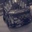[ Pre-Order ] - กระเป๋าเป้แฟชั่น นำเข้าสไตล์เกาหลี สีโทนดำเทา พิมพ์ลายหนังแบบสาน ทรงเก๋ ๆ ใบกลางสะพายหลัง มีช่องใส่เยอะ หนังคุณภาพสวย น่ารักมากๆค่ะ thumbnail 17