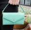 [ Pre-Order ] - กระเป๋าสตางค์แฟชั่น สไตล์เกาหลี สีเขียวมิ้นต์ ใบใหญ่(รุ่นใหม่หนังสวย) แต่งมงกุฎ งานหนังอัดลายสวยน่ารัก น่าใช้มากๆค่ะ thumbnail 3